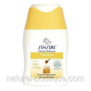 Гель для душа Sensure Молоко и мед