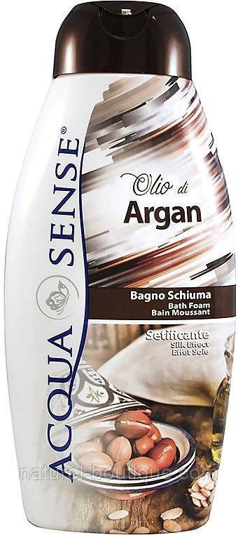 Піна для ванн Acquasense Арганова олія 500 мл
