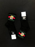 Носки Gucci Тигр черные