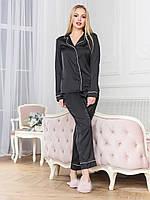 14ebbef623b DS Moda - женская одежда оптом от производителя. г. Харьков. 97%  положительных отзывов. (45 отзывов) · Шелковая пижама с кантом черная