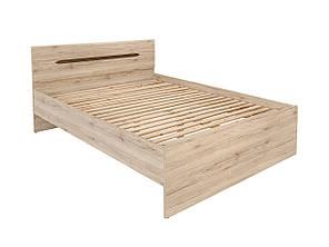 Ліжко Elpasso LOZ/160_B (BRW), фото 2