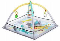 Детский развивающий коврик Kinderkraft MILYPLAY