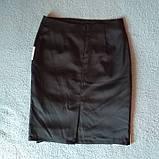 Атласная нарядная юбка, фото 3
