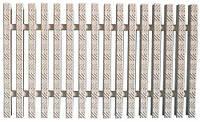 Переливная решетка Gemas Madel 2001 Двойное соединение, фото 1