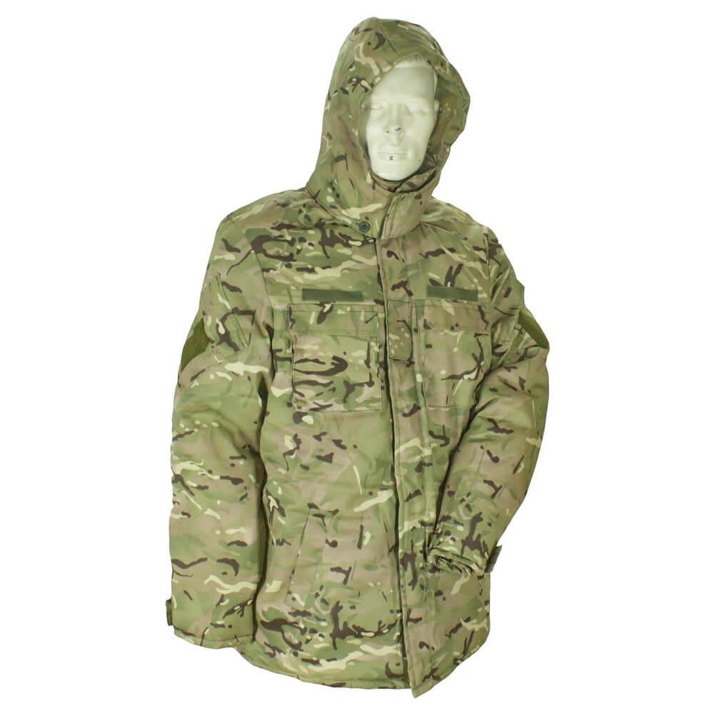 Зимняя куртка НАТО MULTICAM мультикам - Интернет-магазин