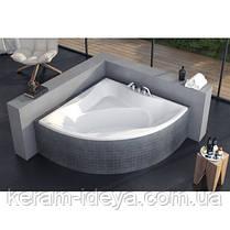 Ванна акриловая Excellent Glamour 140х140см WAEX.GLA14WH, фото 2