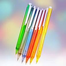 Шариковая ручка NEW-YORK. Пластик. 7 цветов.