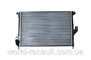 Радиатор системы охлаждения на Рено Логан, Логан MCV, Степвей 1.5dci, 1.6i 8V, 1.4i 8V / ASAM 01342