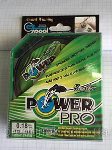 Нить плетенка Power Pro 0.18