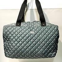Брендовые спортивные сумки D&G (серый)28*39см, фото 1