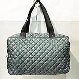 Брендовые спортивные сумки D&G (черный)28*39см, фото 4