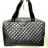 Брендовые спортивные сумки D&G (черный)28*39см