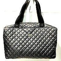 Брендовые спортивные сумки D&G (черный)28*39см, фото 1