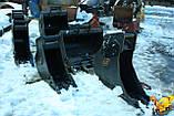 Ківш для міні екскаватора GEITH нескальний, фото 6