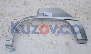 Арка заднего крыла Daewoo Nexia (95-08), Opel Kadett E HB 5дв. (85-91) ремчасть левая (Klokkerholm)