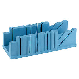 Стусло пластиковое 233х53х56мм 22.5°, 45°, 90° Sigma (4404171)