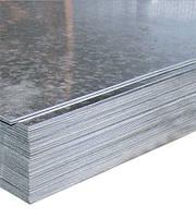 Плоский гладкий лист ZN оцинкованный