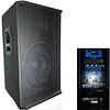Активная цифровая акустическая система   DIGITAL TIREX750-MP3-BLT-EQ-FM (750W/1500W(max))