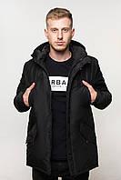 """Куртка мужская зимняя черная DarkSide """"All Black"""" B. Куртка чоловіча зимова.ТОП КАЧЕСТВО!!!, фото 1"""