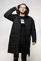"Куртка мужская зимняя черная DarkSide ""All Black"". Куртка чоловіча зимова.ТОП КАЧЕСТВО!!!ТОП КАЧЕСТВО!!!, фото 1"