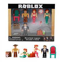 Роблокс Набор из 4 фигурок Roblox