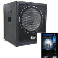 Активный цифровой Сабвуфер супер басс DIGITAL SUB18-500ACTIVE (500W/1000W(max))
