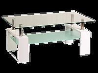 Журнальный столик Lisa Basic Signal белый