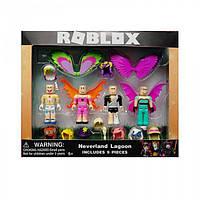 """Роблокс Набор из 4 фигурок Roblox """"Neverland Lagoon"""", фото 1"""