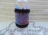 Вязаный чехол для стакана,кружки,бутылки,банки, фото 2