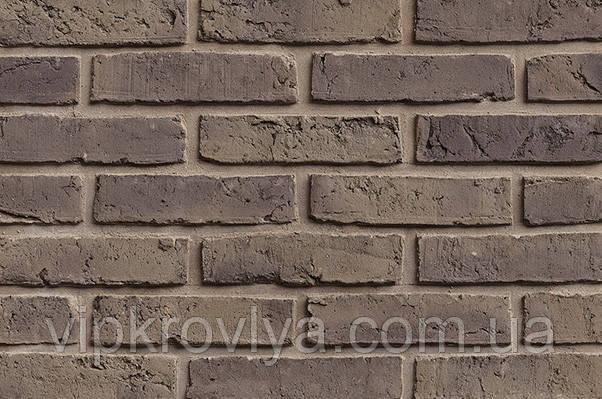 CRH клинкерный кирпич ручной формовки FB WS BRUIN GESMOORD