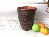 Глиняный стакан 300мл, фото 1