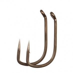 Крючки карповые nash twister № 8