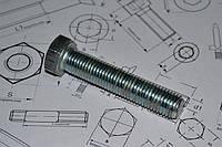 Болт М3 ГОСТ 7805-70 оцинкованный, фото 1
