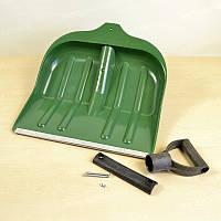 Пластиковая лопата для уборки без держака с крепежом Хозторг
