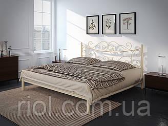 Металлическая двуспальная кровать Азалия ТМ Тенеро