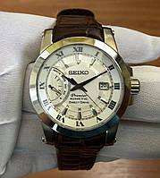 Часы Seiko SRG013P1 Premier Kinetic Direct Drive