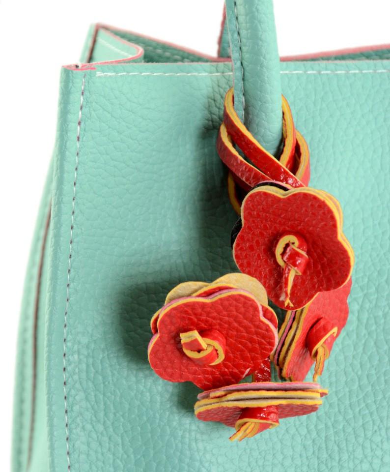 e7470603d8d9 Женская сумка Qian 7240-68, цена 249 грн., купить в Киеве — Prom.ua  (ID#862718038)