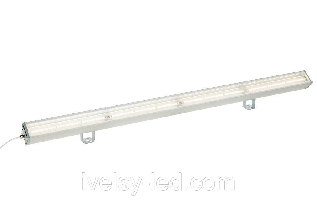 Светодиодный светильник СДМ-30-72-xxxx-120*120