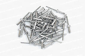 Алюминиевые заклепки Polax 3,2 х  6 мм, 50 шт 37-003