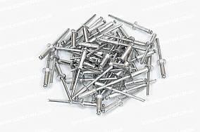 Алюминиевые заклепки Polax 3,2 х  8 мм, 50 шт 37-004