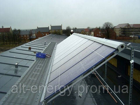 Использование солнечной энергии