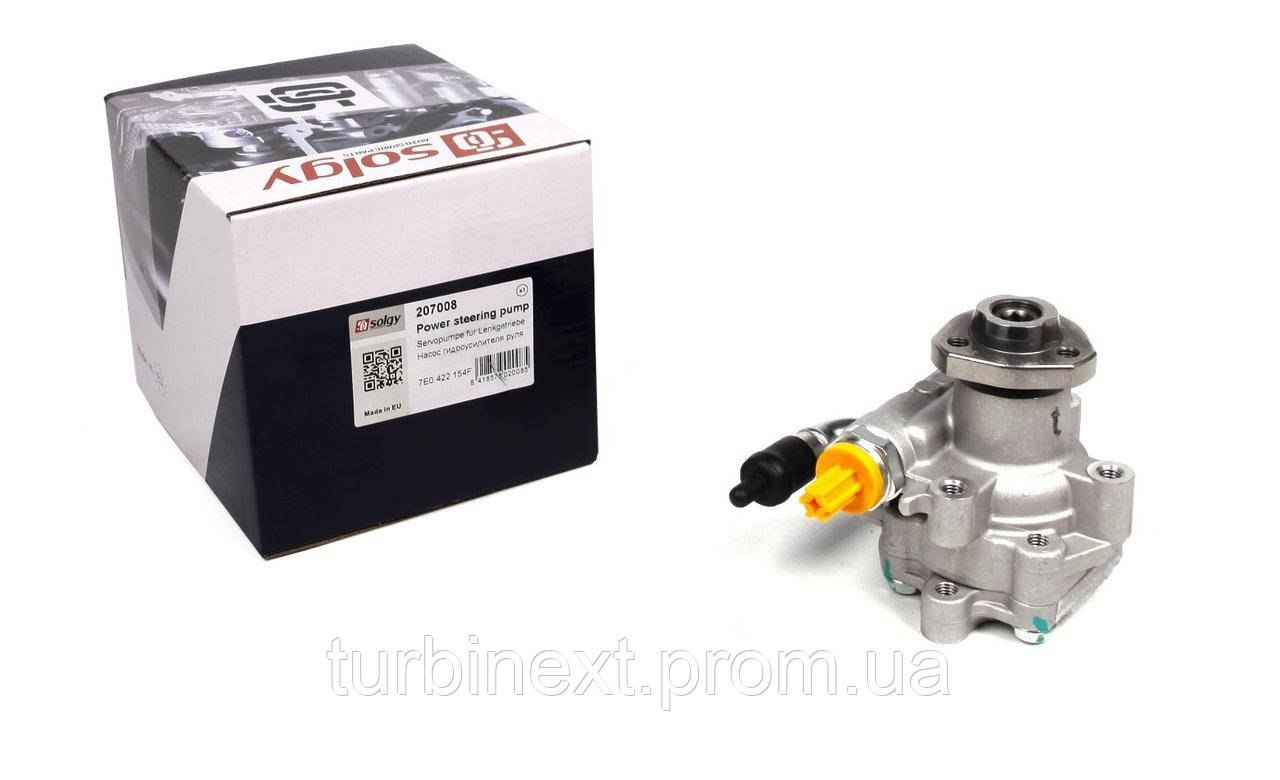 Насос ГУР SOLGY 207008 VW T5/Crafter/2.5 TDI/1.9 TDI 03-