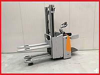Электрический штабелер Still EXD-SF20, 2000 кг, 2012 г., 1930 м/ч, 3м.подъем!