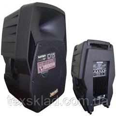 Активна акустична система HAYMER D15A-600W USB/BT/FM (600W/1200W(max))