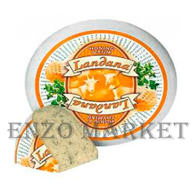 Сыр Landana Honey & Thyme (Ландана с добавлением меда и тимьяна), 1 кг