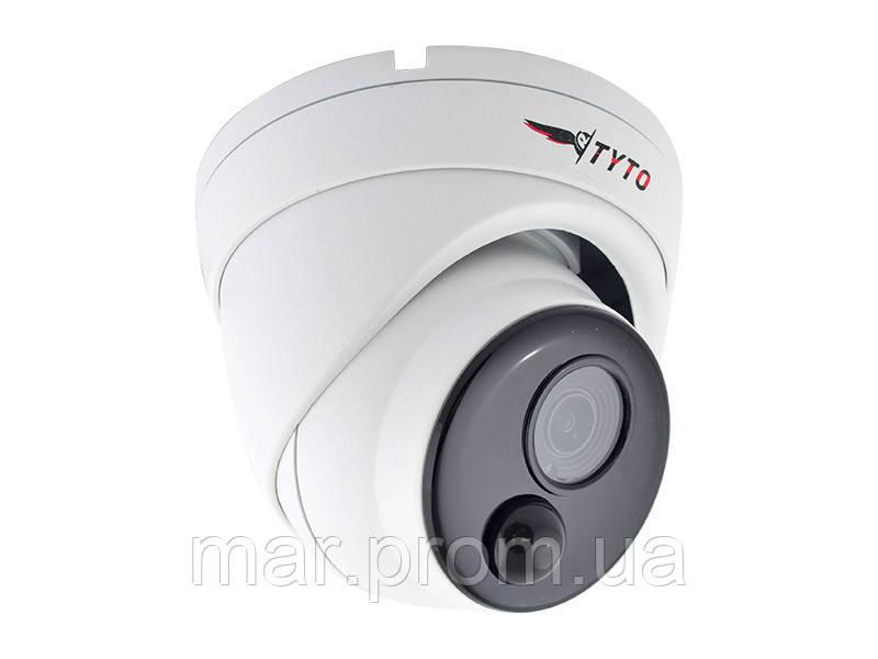 2МП всепогодная цилиндрическая камера Tyto HDC 2B36s-EA-30(DIP)