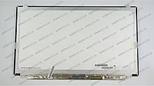 Матрица 15.6 N156HGE-LB1 (1920*1080, 40pin, LED, SLIM(вертикальные ушки), глянец, разъем справа внизу) для ноу