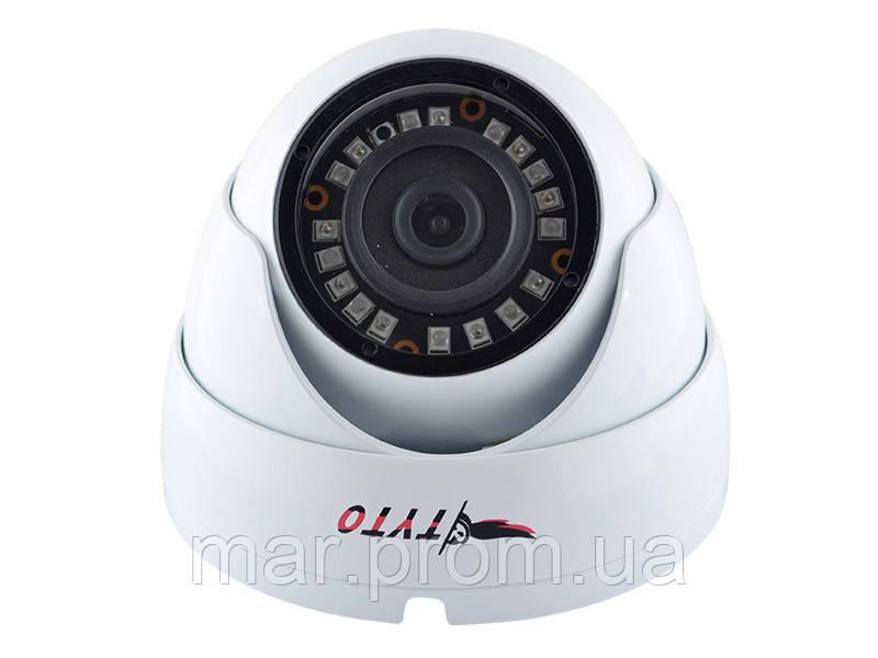 2МП всепогодная цилиндрическая камера Tyto HDC 2B36-PA-30 (DIP)