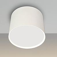 Накладной светильник цилиндр Mycom 14W черный белый, фото 1