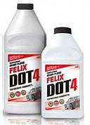 Тормозная жидкость FELIX ДОТ-4  (0,5л)